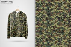 German Pixel Camouflage Patterns Product Image 6