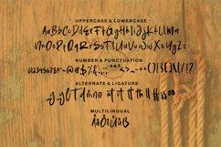 Blusso | Modern Brush Font Product Image 6