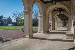 Washington University quadrangle in St Louis Product Image 1