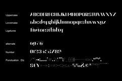 Krakatau - Display Font Product Image 6