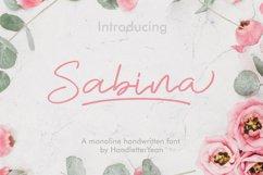 Sabina Product Image 1