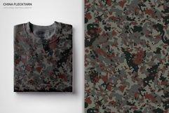 China Flecktarn Camouflage Patterns Product Image 6