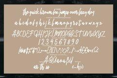 Malikec   Mono Script Font Product Image 6