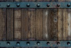 Wood & Metal Texture Backgrounds Product Image 6