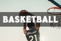 College Sport Font Product Image 4