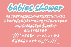 Babies Shower Product Image 6