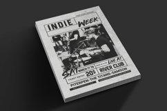 Indie Week Flyer Product Image 4