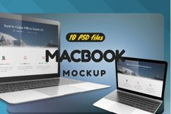 MacBook MockUp Product Image 2