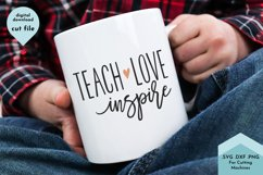 Teach Love Inspire - Teaching, Home School, Kids Product Image 1