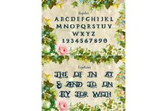 Neverland Handmade Font Product Image 4