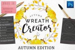 Autumn Wreath Creator Product Image 1