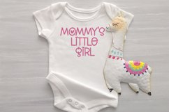 Hello Girl - A Girly Hand-Lettered Font Product Image 3