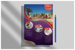 Hotel Flyer Templates Product Image 2