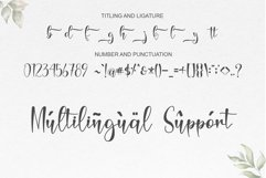 Magnolie - Modern Calligraphy Product Image 5