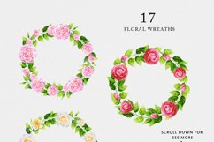 Camellia watercolor collection Product Image 5