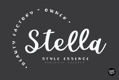 CHEERFUL DESIGNER Script Sans Hand Lettered Font Duo Product Image 2