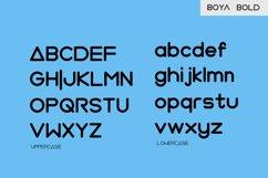 BOYA (rounded Font) Product Image 5