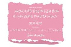 Glittery Modern Handwritten Font Product Image 6