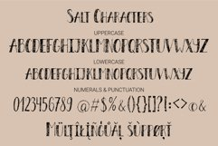 Salt & Sugar.Hand Drawn Font Duo Product Image 5