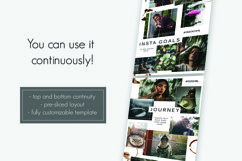 """Instagram Puzzle Feed Template """"The Storyteller"""" Product Image 2"""