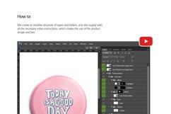 Frisbee Mockups Set Product Image 6