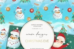 Christmas Eve Patterns Product Image 5