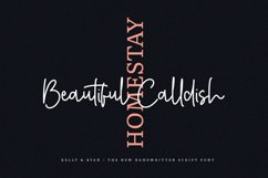Kelly & Ryan   The Handwritten Font Product Image 5