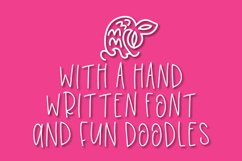 Overboard - A Mermaid Font Duo - Dingbat Font Product Image 4