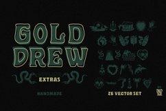 Golddrew Fonts Product Image 1
