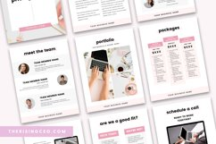 Client Services and Pricing Guide Canva Template Product Image 3