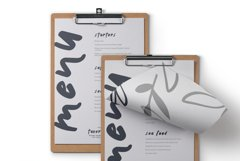 Handwritten Delicious Font Tavernaki Webfont Product Image 3