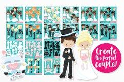 Wedding illustrations bundle - Wedding Sublimation designs Product Image 4