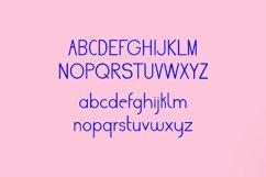 Cute Sans Serif Bullet Journal Font | Modern Scrapbooking Product Image 3