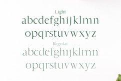 Jesusa Serif Typeface Product Image 3