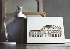 Set of Milan sketches Product Image 4