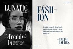 LUNA SOIR - Elegant Typeface Product Image 2