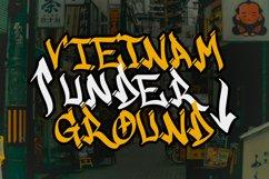 Bigwogs GT - Graffiti Font Product Image 12