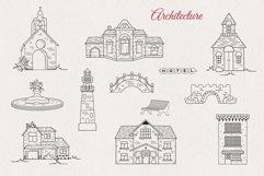 Hand drawn Wedding Map Creator Product Image 4