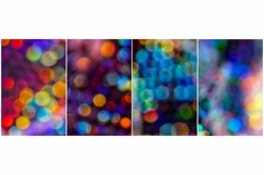 20 Sequin Bokeh Shiny Dots and Spots Background Product Image 5