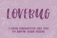 8 Hand Lettered Fonts Bundle, Script Monoline Skinny Sans Product Image 10