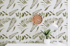 Tropical Foliage Watercolor Set Product Image 11