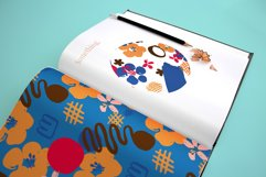 Something - Abstract Floral Patterns Product Image 2