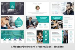 Smooth multipurpose PowerPoint Presentation Template Product Image 4