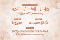 Winola - Handwritten Brush Font Product Image 4