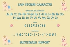 BABY STORIES Product Image 6