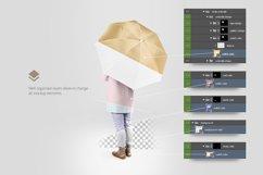 Umbrella Mockup Product Image 5