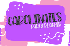Angsty - A Party Font! Product Image 4