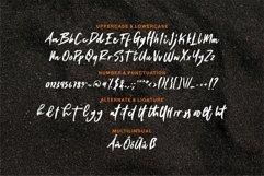 Baghoy - A Stylish Brush Font Product Image 6
