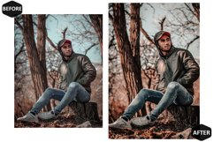 10 Rich And Moody Photoshop Actions And ACR Presets, fall Ps Product Image 3