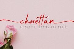 Chorettan Font Product Image 1